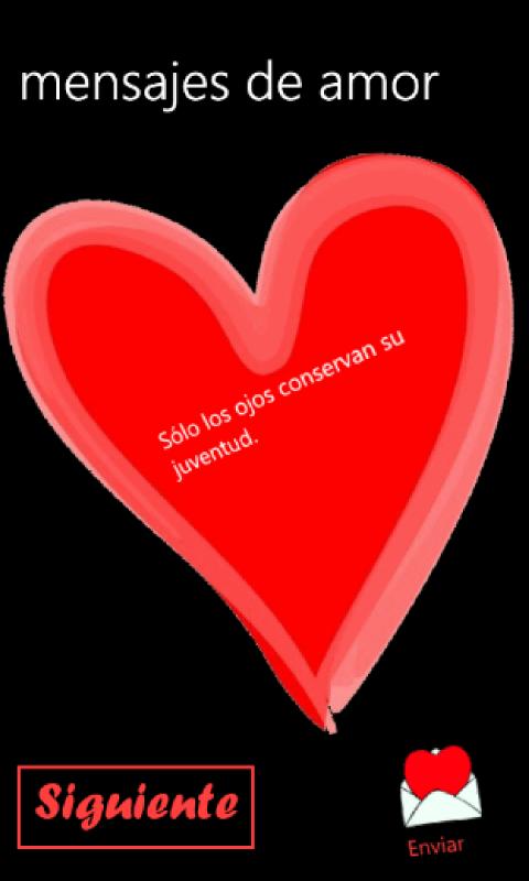 Mensajes de amor para él y Mensajes de amor para ella